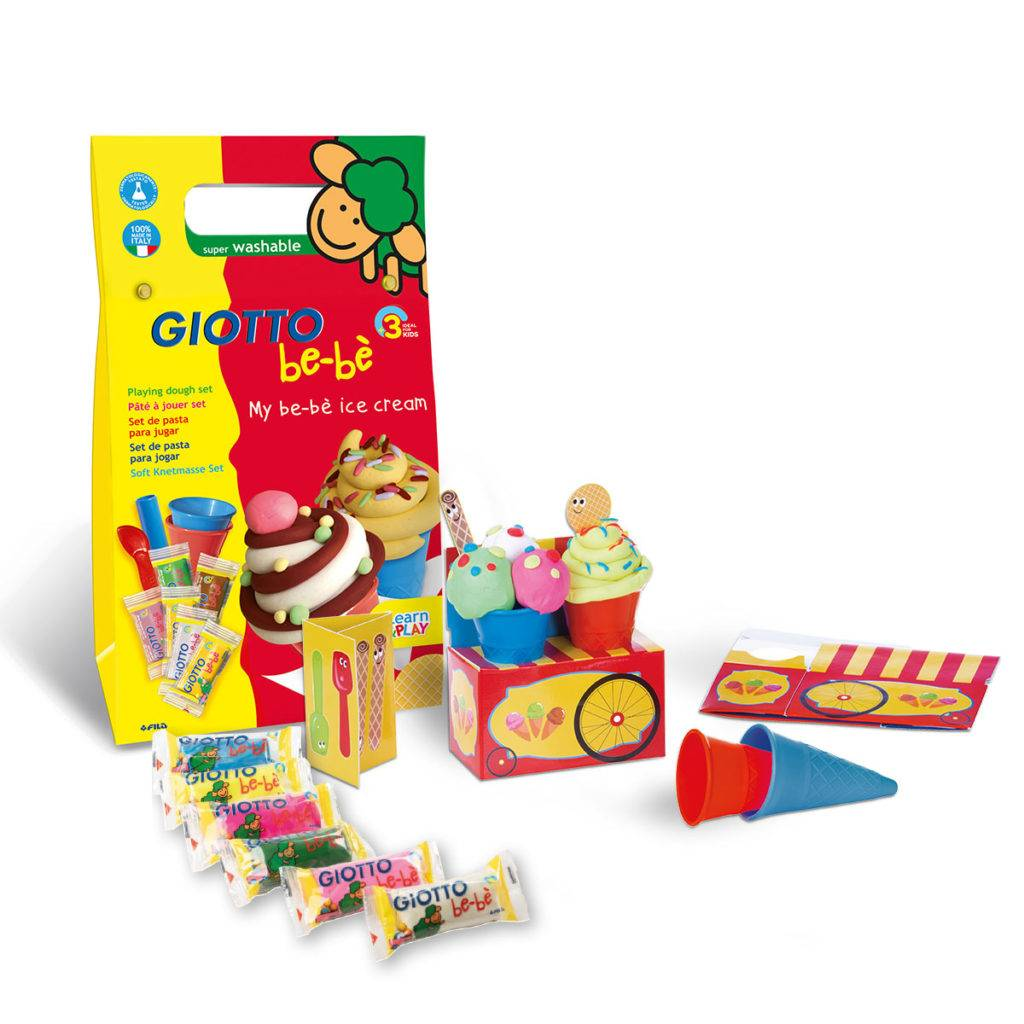 GIFT LINE: GIOTTO BEBE MY BE-BE ICE CREAM  GIFT LINE: GIOT...